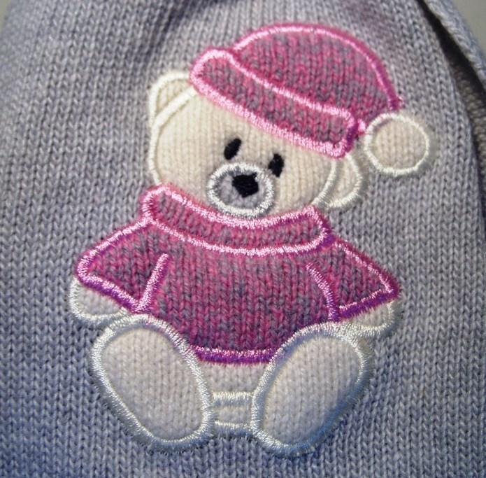 Изделия для детей с вышивкой 391